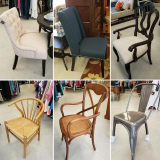 Pull up a chair! You can even pick your favorite. $40 - $78 #ZABSstealz
