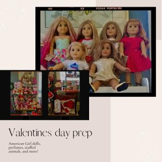 Valentine's Day is coming up - that means it's time to start prepping your gifts!  We are stocked with American girl dolls, cute stuffed toys, perfumes, and much more. Come have a look!  What will you get your loved one? We won't tell 🤫  #Zabsplace #MatthewsNC #CharlotteNC #thriftstore #Thrift #Thriftstorefinds #ameticangirldolls #valentinesday #zabsstealz
