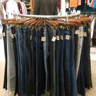 Your morning #zabssteal Snag some designer jeans for just $8 & $12. Retail for as much as $256! #ZABSstealz